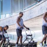 Paraplejía y fisioterapia