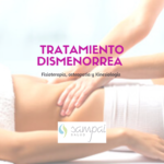 Fisioterapia y otras terapias frente a la dismenorrea