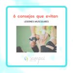 6 consejos que evitan lesiones musculares