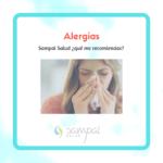 Recomendaciones, consejos y productos de herbolario para las alergias estacionales